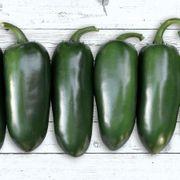 Emerald Fire Hybrid Pepper Seeds Thumb