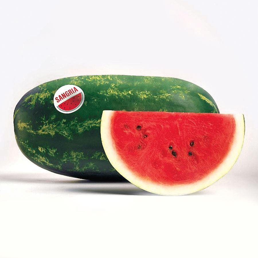 Sangria Hybrid Watermelon Seeds Image