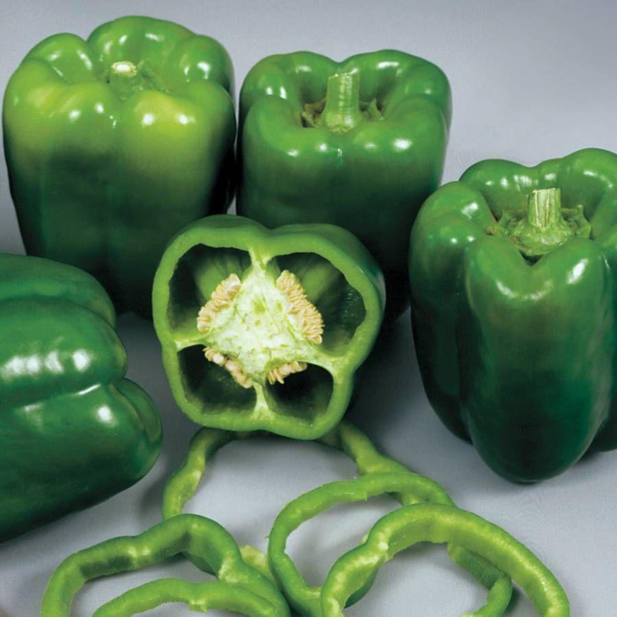 Colossal Hybrid Pepper Seeds Image