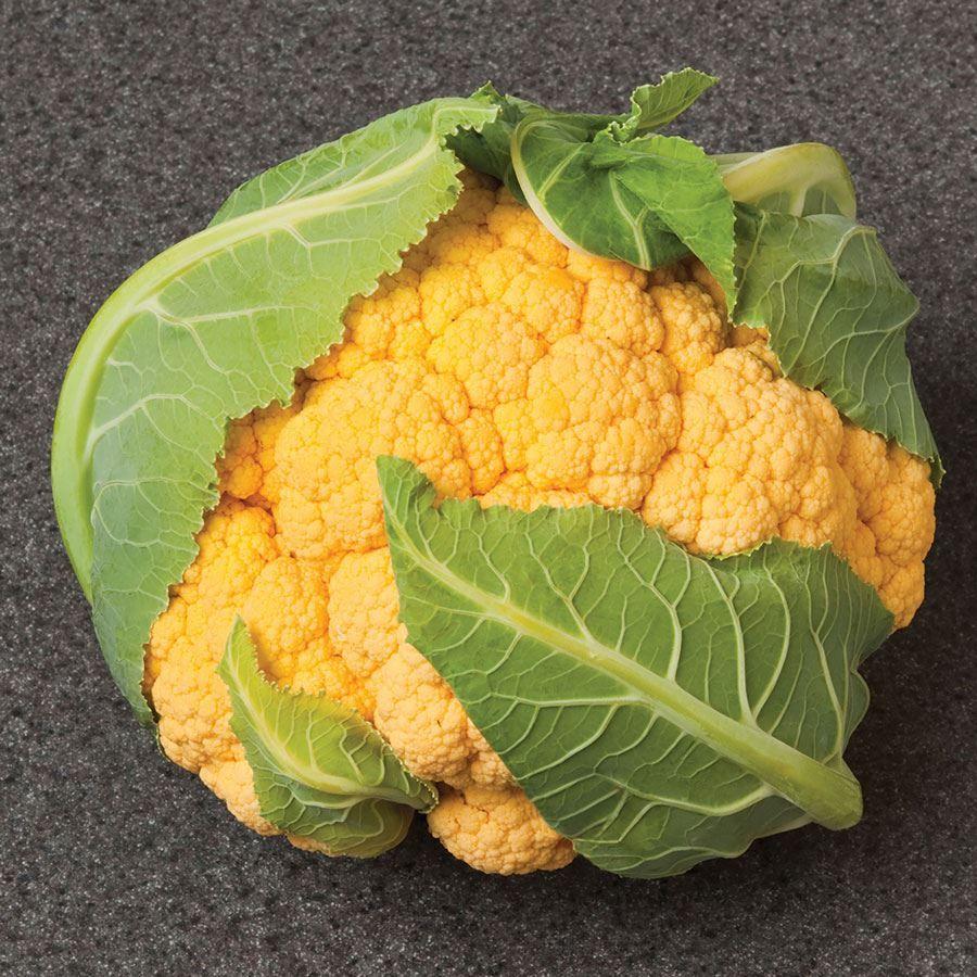 Flame Star Hybrid Cauliflower Seeds Image