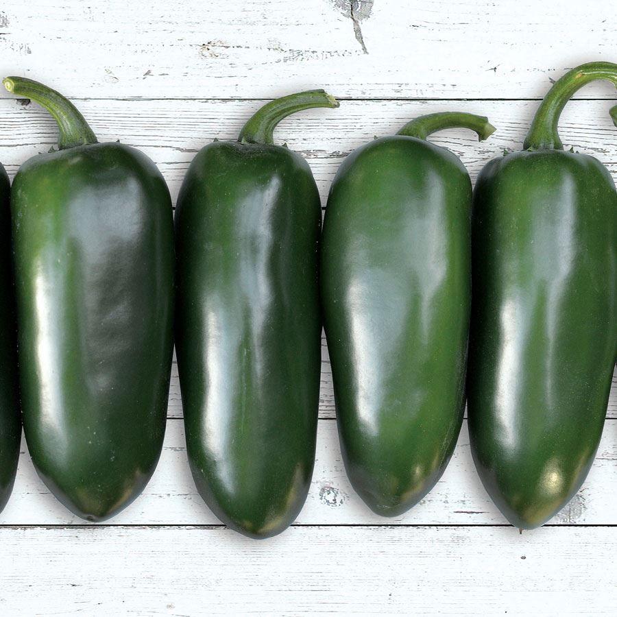 Emerald Fire Hybrid Pepper Seeds Image